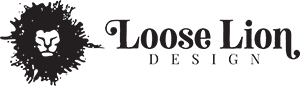 Loose Lion Design Logo